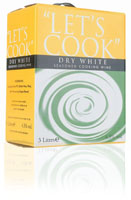Let's Cook Dry White
